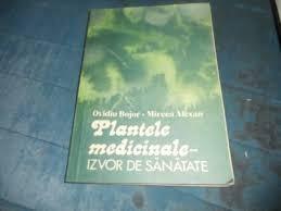 Ovidiu Bojor  Plantele Medicinale foto mare
