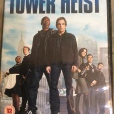 TOWER HEIST    - FILM DVD  ORIGINAL, Engleza, universal pictures