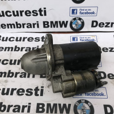 Electromotor original BMW E87, E90, E91, E60, X1, X3 118i, 120i, 318i, 320i, 3 (E90) - [2005 - 2013]