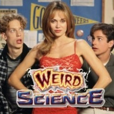 "Serialul ""Weird Science"" - complet (5 sezoane), DVD, Comedie, Altele, universal pictures"