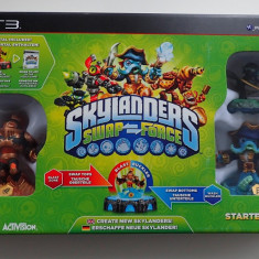 Pachet joc si accesorii figurine Sony PS3 PlayStation3 Skylanders Swap Force