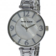Ceas dama Anne Klein AK-2211WTSV argintiu Stainless-Steel Japanese Quartz AK-2211WTSV