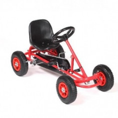 Kart go kart F 120 cu pedale pentru copii cu varsta intre 2-10 ani. - Kart cu pedale
