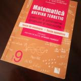 Matematica breviar teoretic plus exerciții și probleme propuse și rezolvate