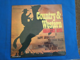 MUZICA COUNTRY AND WESTERN / 2, VINIL, electrecord