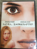 GIRL , INTERRUPTED -  FILM DVD  ORIGINAL, Engleza, columbia pictures