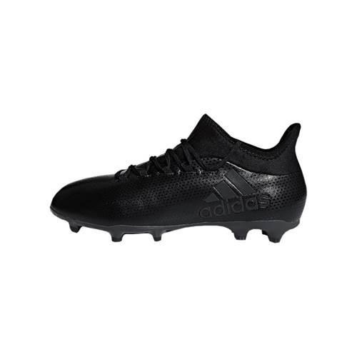 Ghete Fotbal Adidas X 171 FG Junior CP8979 foto mare