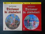 HANS BIEDERMANN - DICTIONAR DE SIMBOLURI  2 volume