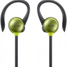Casti Alergare Samsung EO-BG930CGEGWW Level Active, Bluetooth (Verde)
