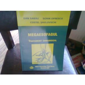 MEGAESOFAGUL - DAN SABAU
