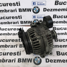 Alternator original BMW E46, E87, E90, E91, E60, X1, X3, 120i, 318i, 320i - Alternator auto, 3 (E90) - [2005 - 2013]