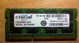8GB Memorie MAC Laptop Crucial RMT3160ME68FAF-1600 DDR3 1600MHz 1.5, 8 GB, 1600 mhz
