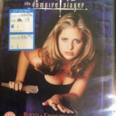 BUFFY THE VAMPIRE SLAYER    - FILM DVD  ORIGINAL, Groaza, Engleza, universal pictures