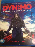 DYNAMO , MAGICIAN IMPOSSIBLE     - BLU RAY DISC ORIGINAL, Engleza, warner bros. pictures