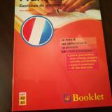 Francais 1 Exercices de grammaire