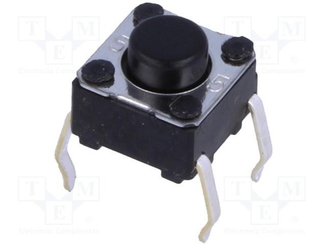 Contacte (push-uri) pentru butoane si LED-uri pentru orga