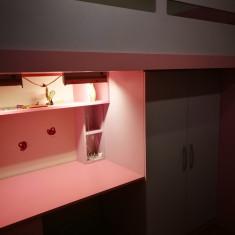 Mobila camera copilului