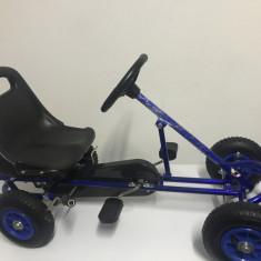Kart GO KART F 100 B cu pedale pentru copii. - Kart cu pedale