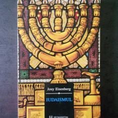 JOSY EISENBERG - IUDAISMUL - Carti Iudaism