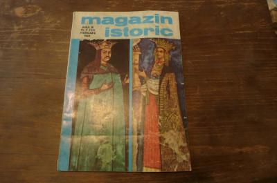 Revista magazin istoric anul III nr.2 februarie 1969 foto