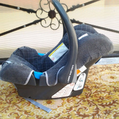 Romer Baby Safe / scoica / scaun auto copii (0-13 kg), 0+ (0-13 kg), Opus directiei de mers