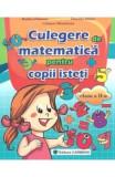 Matematica Clasa a 2-a Culegere pentru copii isteti - Rodica Dinescu