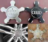 Capacele jante Audi A3 A4 A5 A6 A8 - tip stea / gheara