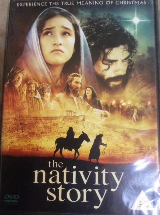 THE NATIVITY STORY   - FILM DVD  ORIGINAL