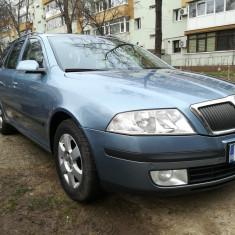 Skoda Octavia Break, An Fabricatie: 2008, Motorina/Diesel, 227600 km, 1896 cmc