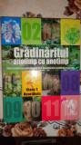 Gradinaritul anotim cu anotimp ghid complet an 2008/480pag/ilustratii