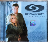 Sylver ‎– Little Things (1 CD original, aparut la Roton sub licenta)