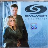 Sylver – Little Things (1 CD original, aparut la Roton sub licenta)