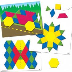 Joc - Modele si sabloane Learning Resources