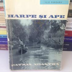 Harpe si ape/album dunarean/Ilie Purcaru/1962