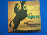 MUZICA COUNTRY AND WESTERN / 1, VINIL, electrecord