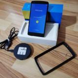 LG Nexus 5 + incarcator wireless, Negru, 16GB, Neblocat