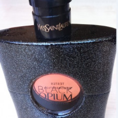 Parfum Tester- Yves Saint Laurent Black Opium, Apa de parfum, 90 ml, Yves Saint Laurent