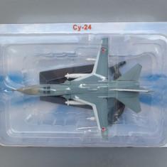 Avion Suhoi Sukhoi Su-24, Avioane De Legenda - DeAgostini Rusia - Macheta Aeromodel