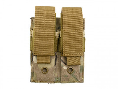 Portincarcator dublu pistol Multicam foto