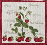 Napron Sander Gobelins Strawberry 32x96cm 40 Original