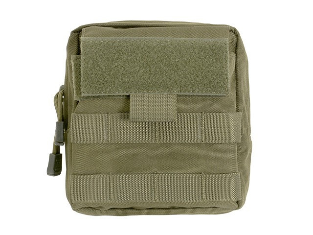 Pouch admin mare 8Fields Olive