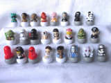 Colectie completa ROLLINZ Star Wars 2018 -Mega Image = 24 figurine