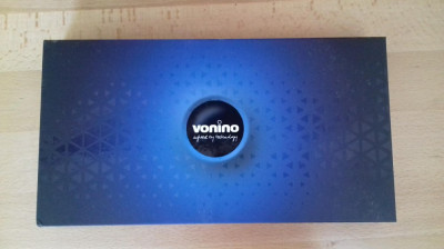 "Tableta Vonino Pluri C8, 8"" IPS, Quad-Core, 1.30GHz, 1GB, 16GB, 3G, Dark Blue foto"