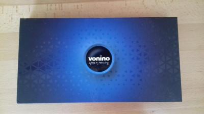 """Tableta Vonino Pluri C8, 8"""" IPS, Quad-Core, 1.30GHz, 1GB, 16GB, 3G, Dark Blue foto"""