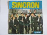 Vinil  7'' Formatia Sincron 1967 in stare buna
