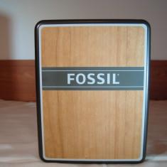 Cutie de metal FOSSIL