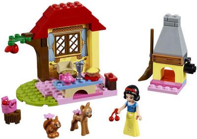 LEGO® Juniors, Casuta din padure a Albei ca Zapada 10738 foto