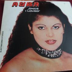 DISC VINIL  AURA - ONCE I LOVED