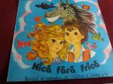 DISC VINIL NINA CASSIAN - NICA FARA FRICA
