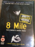 8 MILE   - FILM DVD  ORIGINAL, Engleza, universal pictures